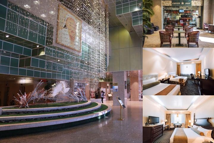 Chinggis Khaan Hotel photo collage