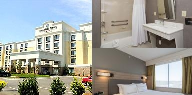 Springhill Suites by Marriott Charlotte Concord Mi photo collage