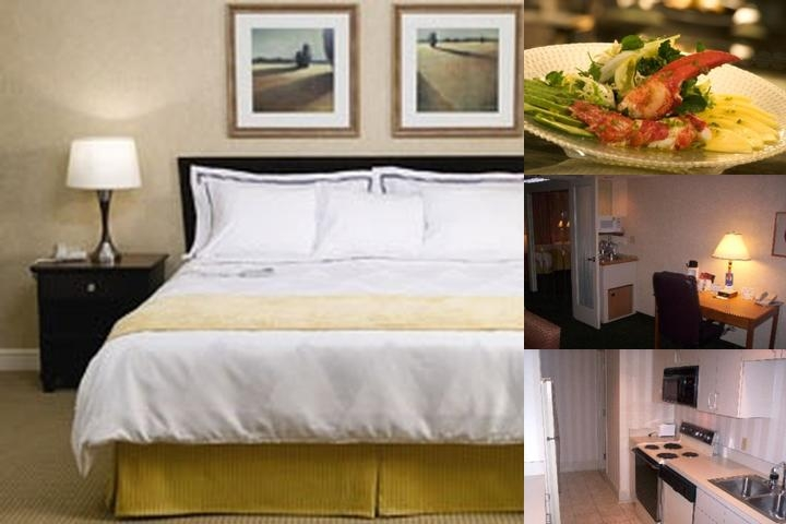Radisson Suite Hotel photo collage