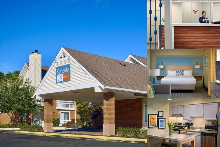 Sonesta Es Suites South Brunswick Princeton photo collage