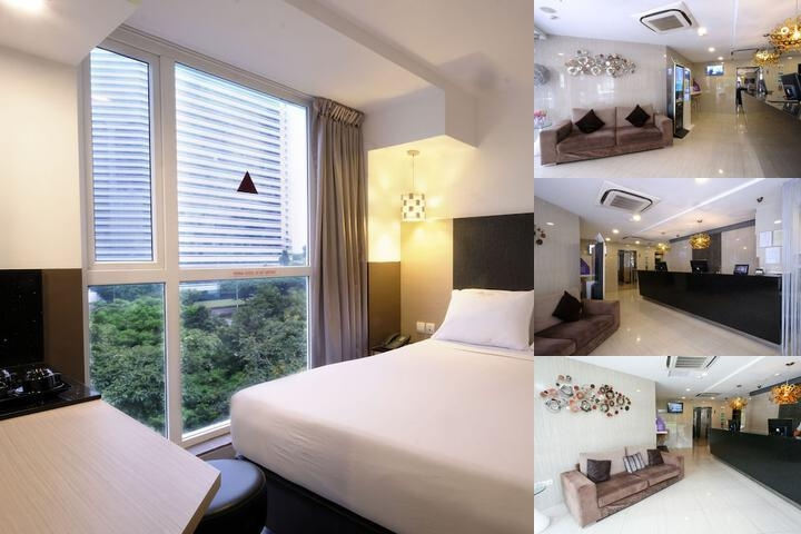 Marrison Hotel photo collage