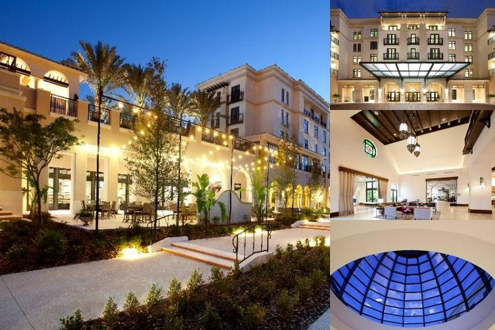 The Alfond Inn photo collage