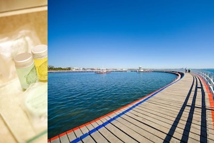 Quality Hotel Bayside Geelong photo collage