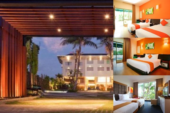 Fontana Hotel Bali a Phm Collection photo collage