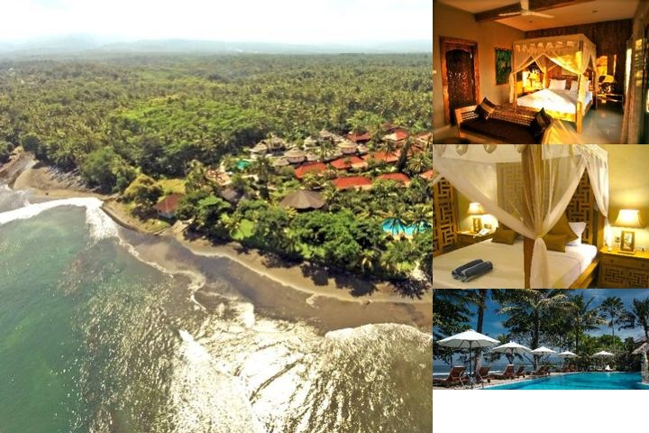 Puri Dajuma Cottages Beach Eco Resort & Spa photo collage