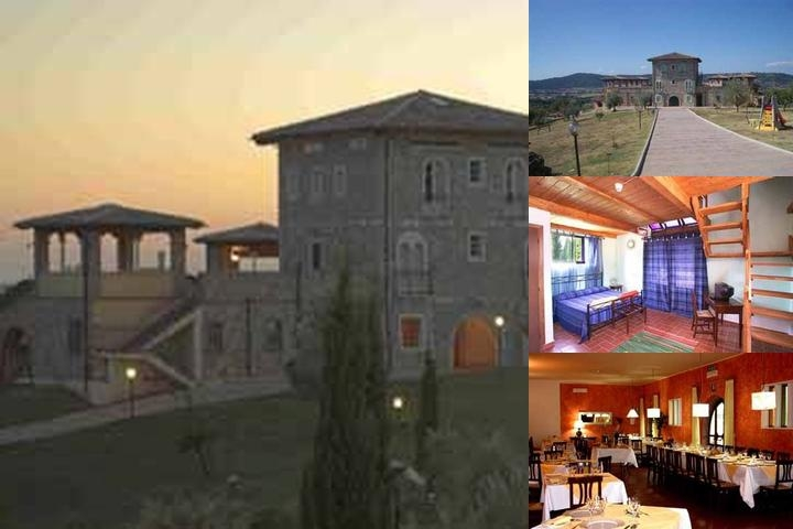 Pian Dei Mucini Resort Villa Moris photo collage