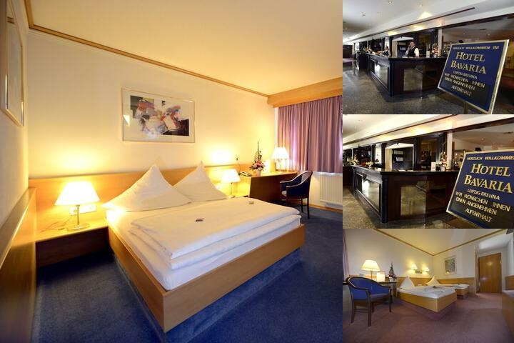 Hotel Bavaria photo collage