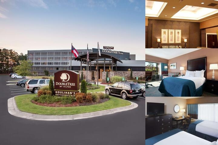Doubletree by Hilton Columbus photo collage
