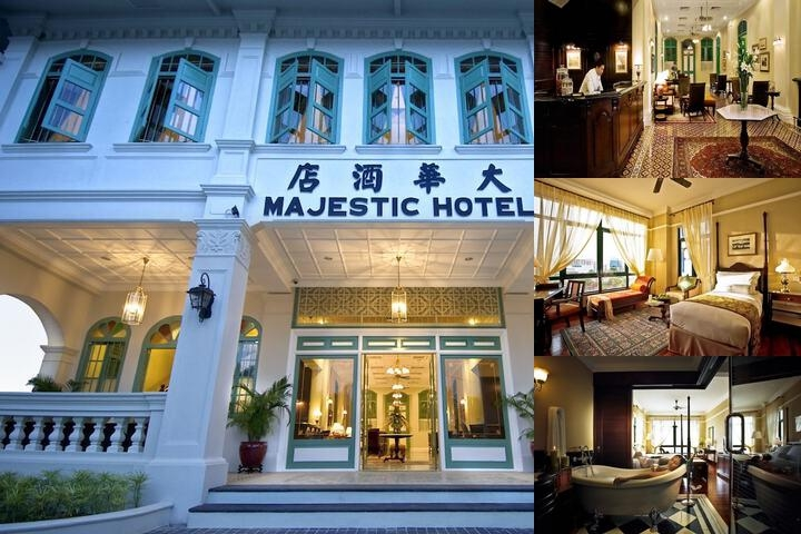 The Majestic Malacca photo collage