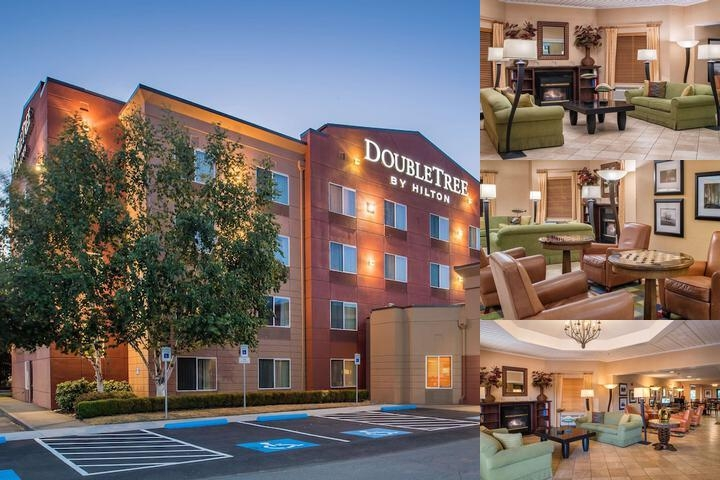 Doubletree by Hilton Salem Oregon photo collage