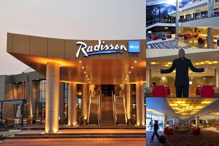 Radisson Blu Hotel Lusaka photo collage