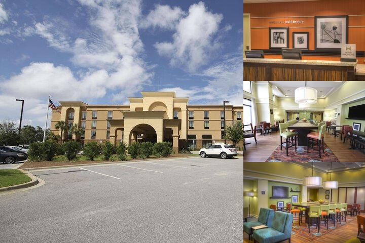 Hampton Inn & Suites Pensacola Gulf Breeze photo collage