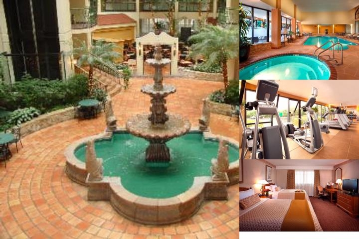 Embassy Suites Schaumburg photo collage