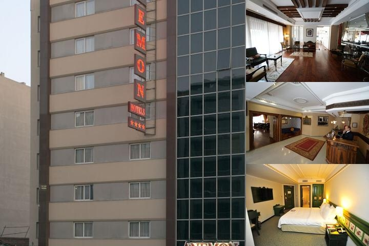 Anemon Izmir Hotel photo collage