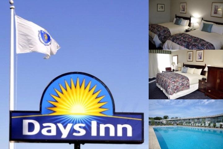 Hyannis Days Inn photo collage
