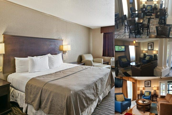 Best Western San Marcos photo collage