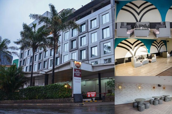 Best Western Plus Meridian Hotel photo collage