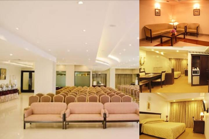 Hotel Ambience Executive photo collage