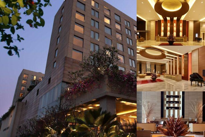 Hyatt Pune photo collage