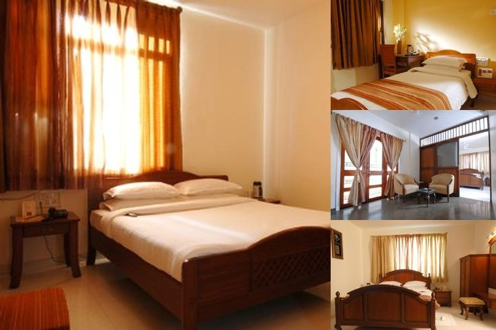 Hotel Royalty photo collage