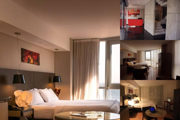 Axsur Design Hotel photo collage