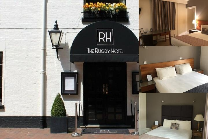 The Rugby Hotel photo collage