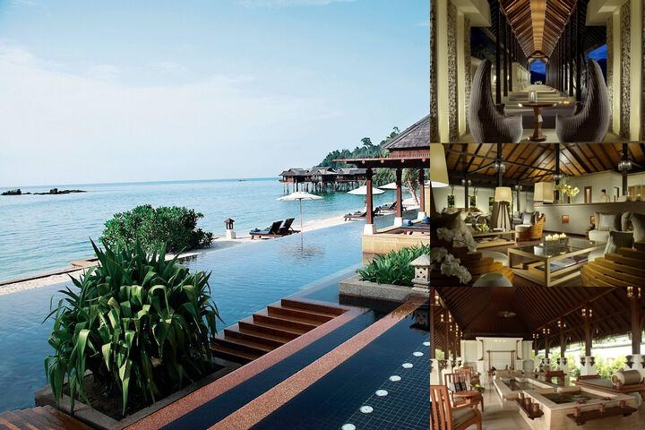 Pangkor Laut Resort photo collage