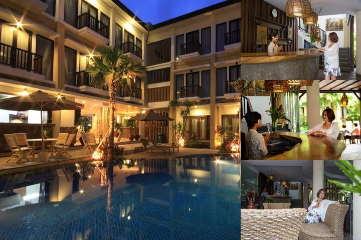 Suris Boutique Hotel photo collage