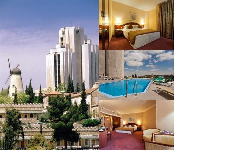 King Solomon Hotel Jerusalem photo collage