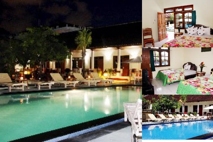 Warung Coco Guesthouse & Bungalows photo collage