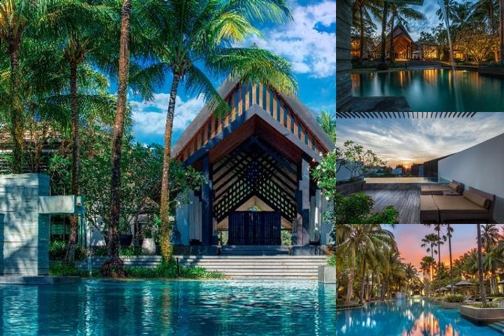 Twinpalms Phuket photo collage
