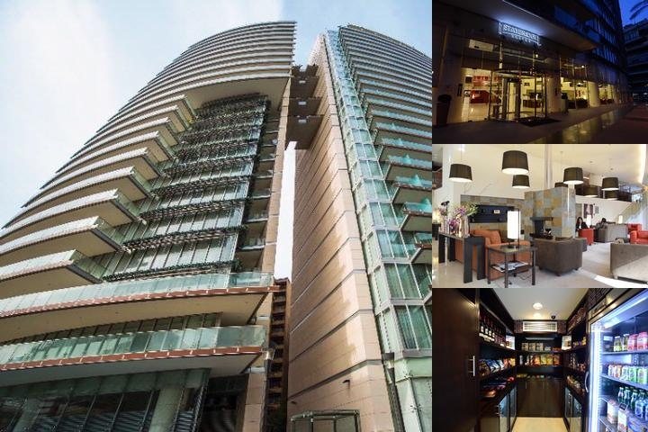 Staybridge Suites Beirut photo collage