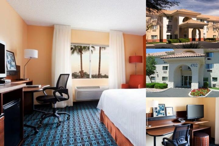 Fairfield Inn by Marriott Phoenix Airport photo collage