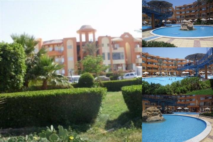 Oasis Resort photo collage