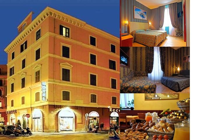 Hotel Lirico photo collage