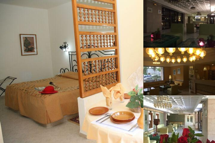 Residence Hammamet photo collage