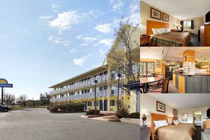 Days Inn Phila Brooklawn photo collage