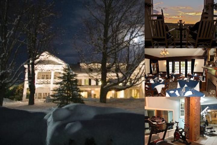 The White House Inn Photo Collage