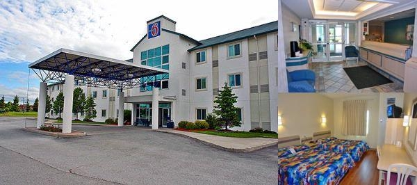 Motel 6 Whitby photo collage
