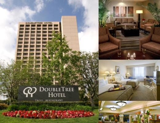 Doubletree by Hilton Anaheim / Orange County photo collage