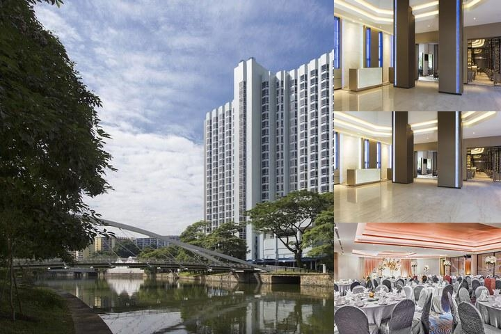 Riverview Hotel Singapore photo collage