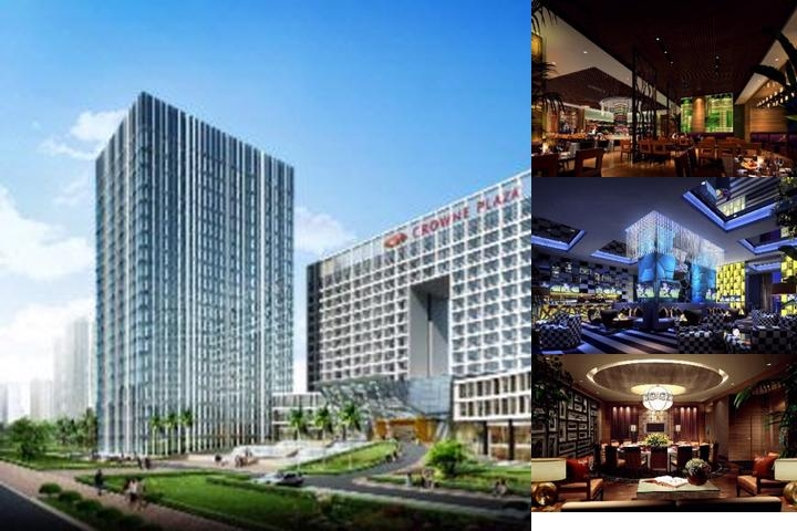 Crowne Plaza Shenzhen Longgang City Centre photo collage