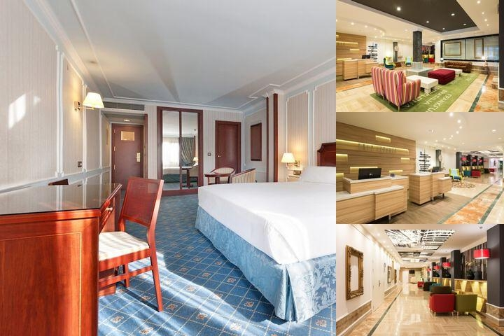 Tryp Madrid Leganes Hotel photo collage