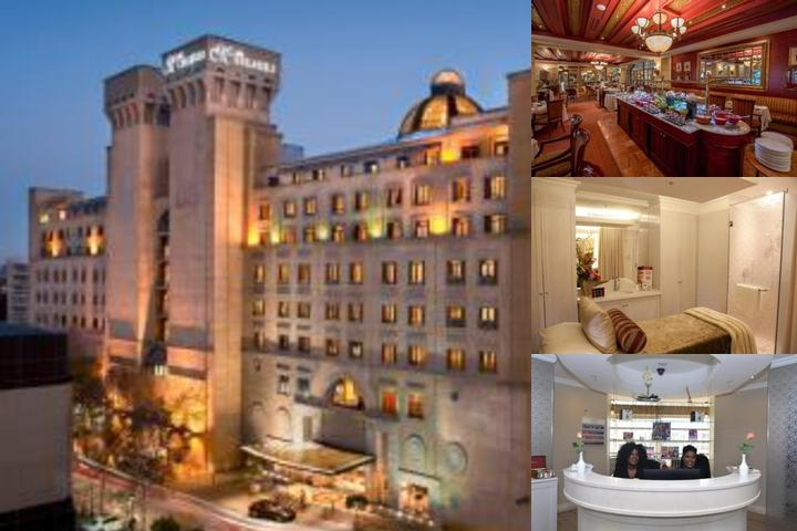 The Michelangelo Hotel photo collage