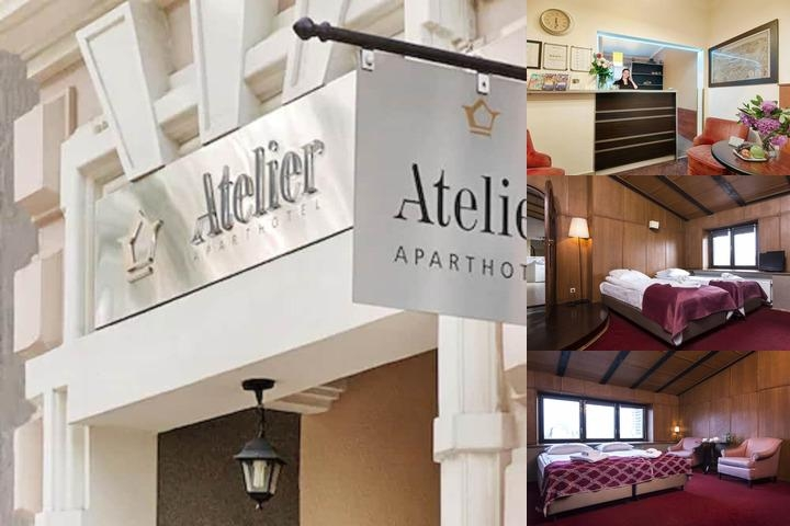 Atelier Aparthotel photo collage