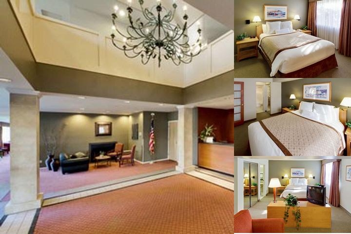 Hawthorn Suites Kent / Seattle Seatac Area photo collage