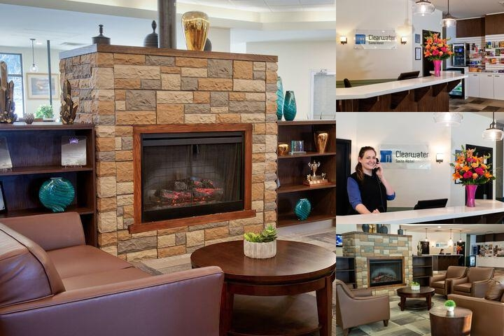 Clearwater Suite Hotel photo collage