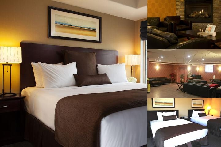 Franklin Suite Hotel photo collage