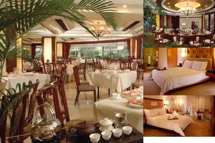 Kande International Hotel Huizhou photo collage