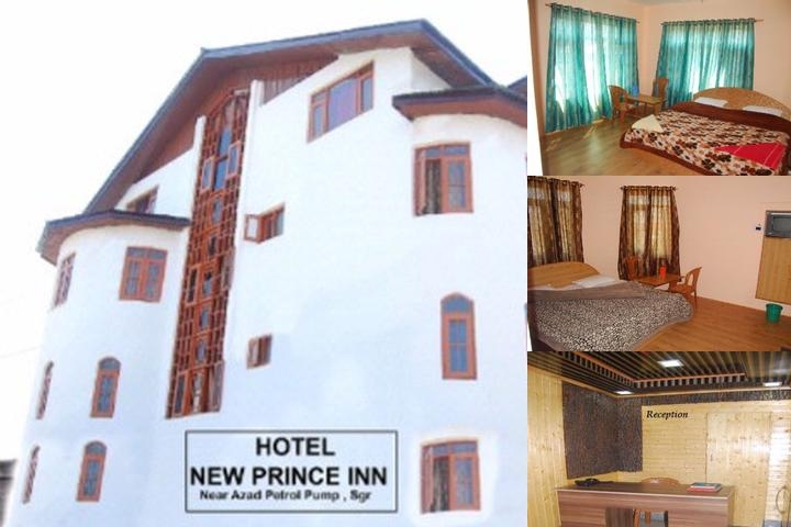 Hotel New Prince Inn photo collage